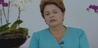 Dilma diz que defenderá regulação da mídia e criminalização da homofobia