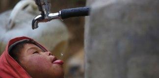 Falta d'água preocupa brasileiros