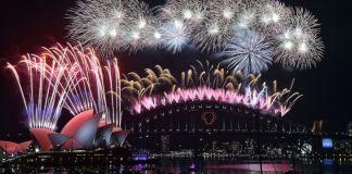 Ilhas do Pacífico Sul já comemoram a chegada de 2015