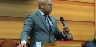 Pastor Marcelo Satiro prega em congresso de missões em Vitória