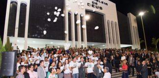 Assembleia de Deus em Cuiabá (MT) inaugura novo Templo-Sede | Seara News