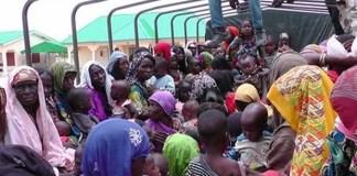 Seara News | Mulheres e crianças são resgatadas de grupo radical islâmico na Nigéria