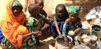 Aumenta o número de deslocados na Nigéria