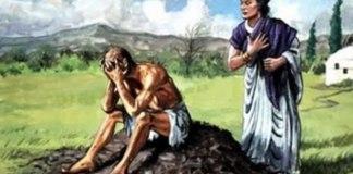 A mulher de Jó: Réu ou Inocente?