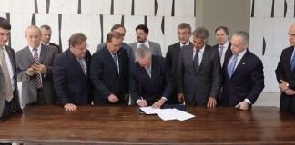 Michel Temer é o novo presidente interino da República