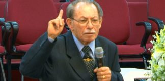 Pastor Cesino Bernardino está internado em coma profundo