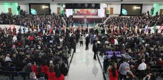 24ª Conferência Mundial Pentecostal começa em São Paulo