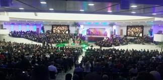 24ª Conferência Mundial Pentecostal se encerra com celebração ao ar livre