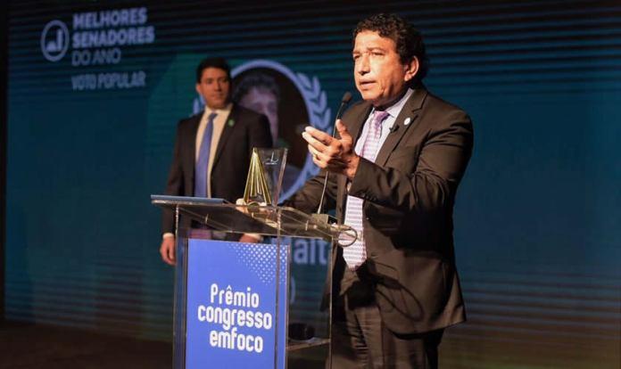 Magno Malta é eleito melhor senador do Brasil, pela segunda vez