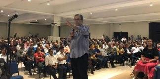 Pastor Samuel Câmara declara apoio a Bolsonaro