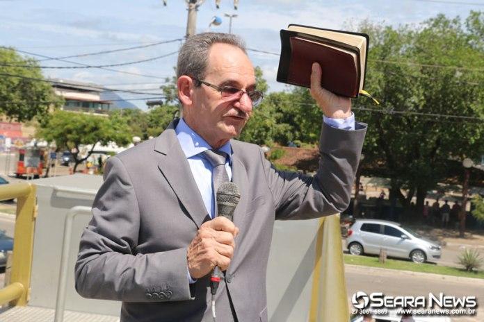 Assembleia de Deus Ministério de Cobilândia - Dia da Bíblia