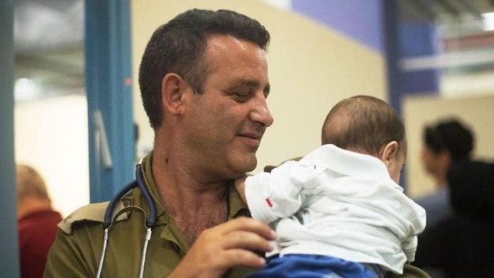 Sírios lembrarão a operação de 'bom vizinho' de Israel para as próximas gerações