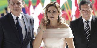 Michelle Bolsonaro, a discreta primeira-dama do Brasil