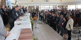 Comissão Política da Cadeeso presta relatório em Assembleia Geral
