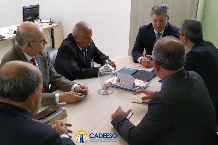 Pastor Wellington Junior, presidente da CGADB, destaca a importância da CADEESO no contexto da Convenção Geral