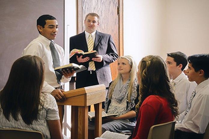 A Escola Bíblica Dominical e o crescimento espiritual