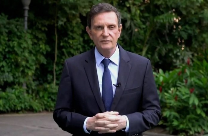 Impeachment de Crivella foi rejeitado por vereadores do Rio