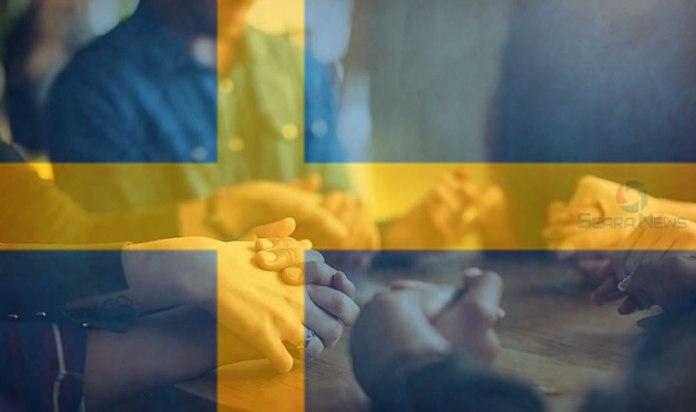 Suécia proíbe oração em escolas e locais de trabalho