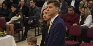Prefeito Kleber Wan-Dall recebe homenagem da Assembleia de Deus em Gaspar (SC)