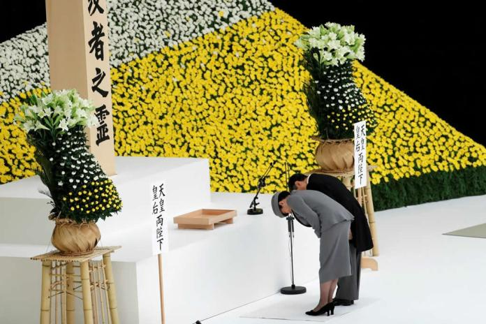 Imperador do Japão expressa profundo remorso por ações do país na Segunda Guerra Mundial