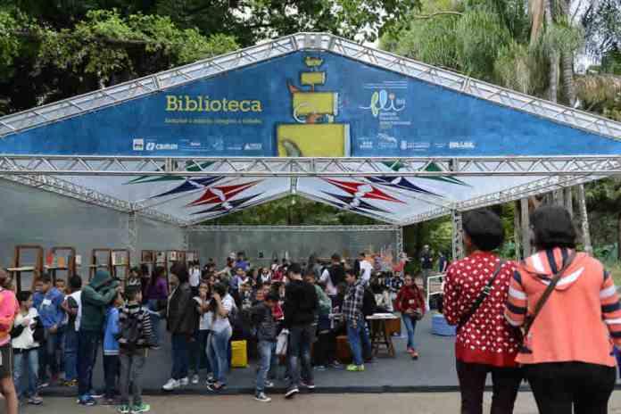 Prefeitura de Belo Horizonte abre inscrições para o 3º Festival Literário Internacional de Belo Horizonte