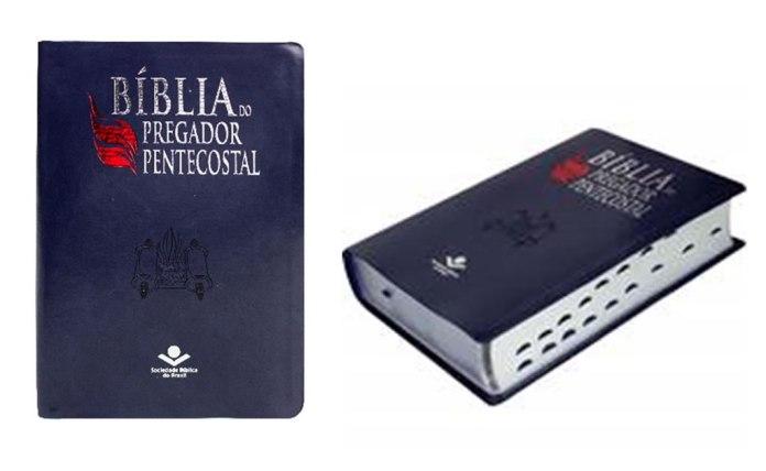 Bíblia do Pregador Pentecostal ganha edição na Nova Almeida Atualizada