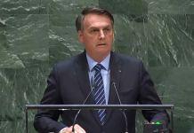 Presidente Jair Bolsonaro defende liberdade religiosa na ONU e cita João 8.32