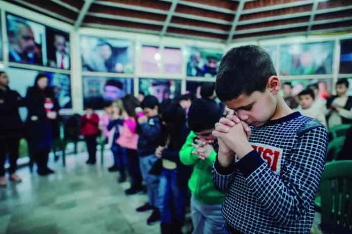 Esperança de cristãos perseguidos na Síria vem sendo renovada