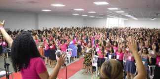 9ª Conferência 'Meninas dos Olhos de Deus' enfoca Identidade e empoderamento