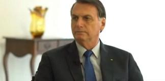 Bolsonaro fala sobre transferência da embaixada para Jerusalém em entrevista a Malafaia