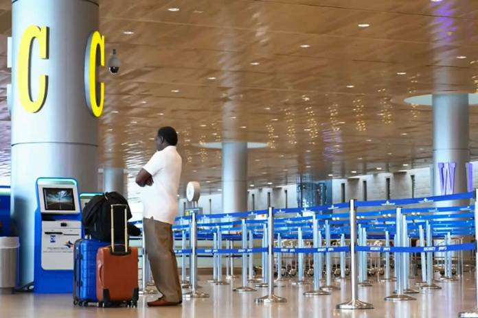 Israel ordena estado de quarentena para recém-chegados do exterior