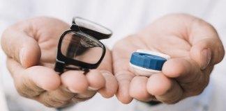 Covid-19: Redobre os cuidados com a higienização dos óculos e lentes de contato