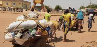 Mais de meio milhão de pessoas estão deslocadas em Burkina Faso