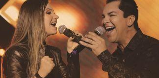 """""""A Oração"""" - dueto de Camila Campos e Regis Danese"""