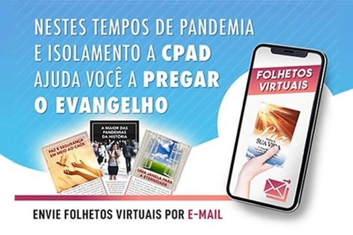 CPAD lança projeto de evangelização onlineINE