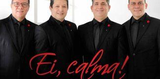 """Quarteto Gileade anuncia lançamento do novo álbum: """"Ei, Calma!"""""""