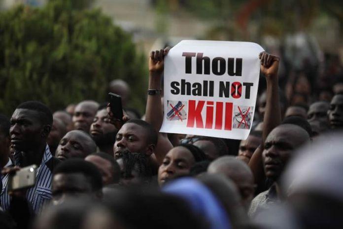 Número de cristãos mortos na Nigerianos sobe em 2020