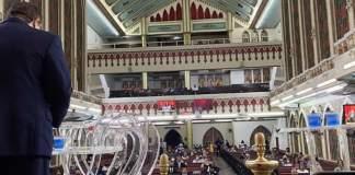 'A igreja é protegida pela Constituição e não pode ser fechada', diz juiz federal