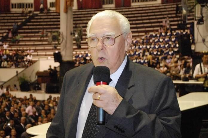 Morre pastor Sebastião Rodrigues, vice-presidente da Convenção Geral das Assembleias de Deus no Brasil - CGADB