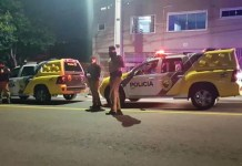 Polícia invade templo e interrompe culto da Assembleia de Deus Madureira em Curitiba