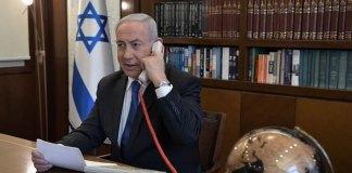 Acordo de paz entre Emirados Árabes Unidos e Israel