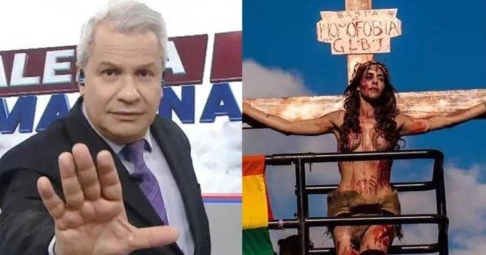 """""""Continuo defendendo Jesus"""", disse Sikêra Junior"""