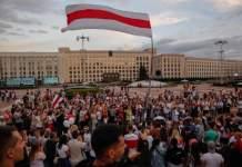 Cristãos pedem oração em meio a protestos generalizados na Bielorrússia