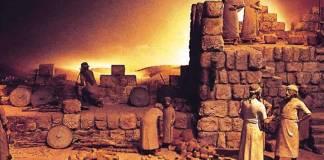 Neemias reconstrói os Muros de Jerusalém