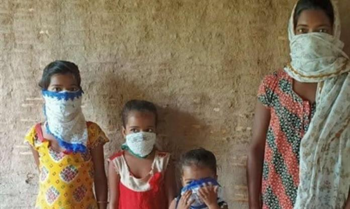 Na Índia, Cristã falece e deixa quatro filhos pequenos
