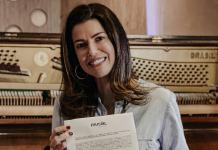 Com ampla trajetória na música cristã, Rachel Novaes agora é Musile