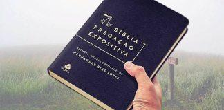 Bíblia Pregação Expositiva Sermões, Estudos e Reflexões de Hernandes Dias Lopes