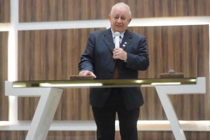 Morre pastor Abigail Carlos de Almeida, aos 85 anos