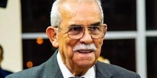 Pastor Sérgio Eleotério, presidente da Comadeleste, é recolhido às mansões eternas