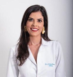 Juliana Barreto, infectologista